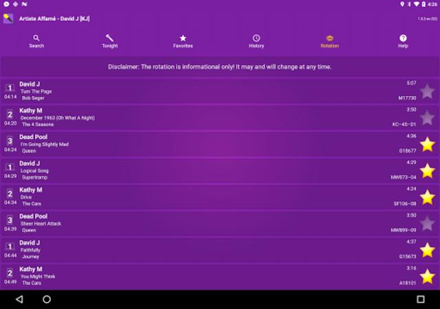 wtkJams screenshot 16