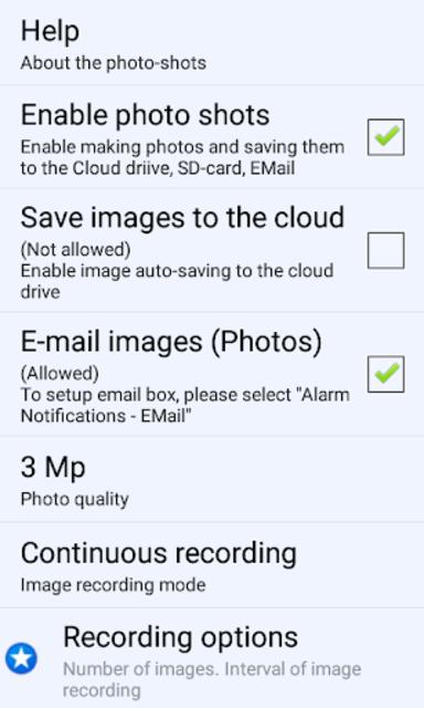 Chinese endoscope for Samsung, LG (OTG USB camera) screenshot 8