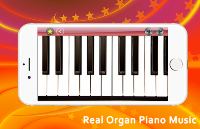 Real Organ Piano Music screenshot 2