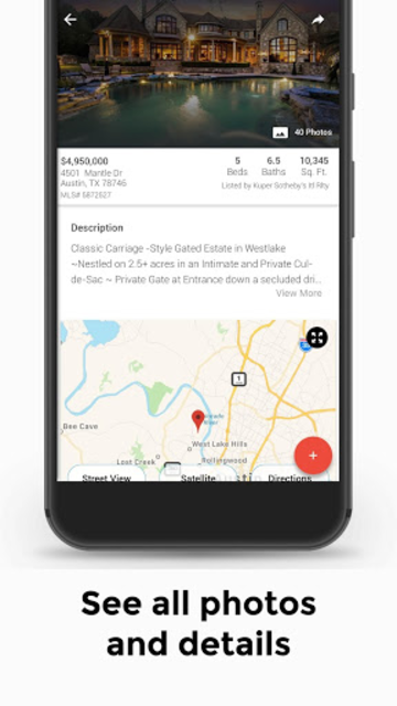 Home Search by RealSavvy screenshot 2
