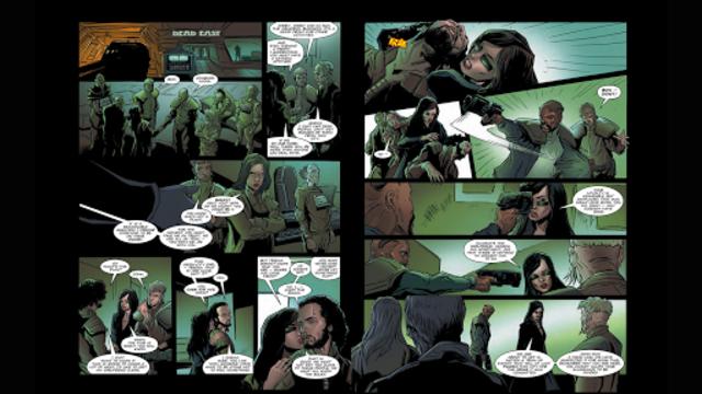 2000 AD Comics and Judge Dredd screenshot 4