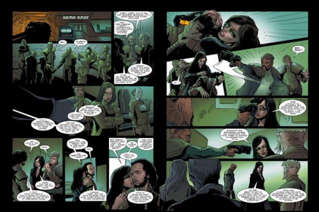 2000 AD Comics and Judge Dredd screenshot 10