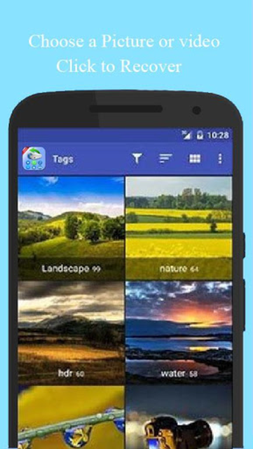 Recovery deleted photos and videos -Pro 2019 screenshot 2