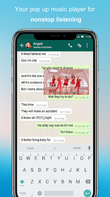 Free Music - Red Plus screenshot 6