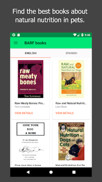 Barfastic - BARF Diet for dogs, cats and ferrets screenshot 5