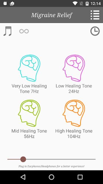 Migraine Headache Relief Music screenshot 5
