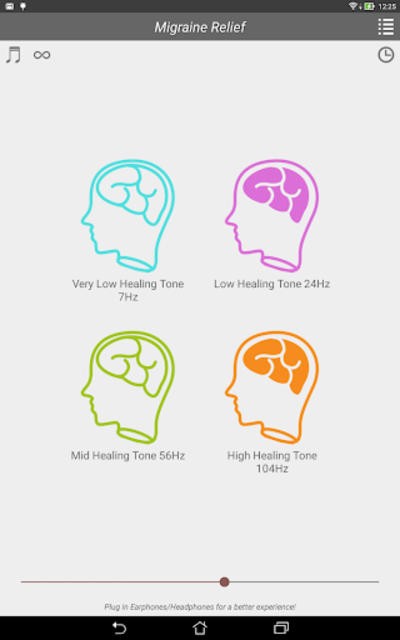 Migraine Headache Relief Music screenshot 10