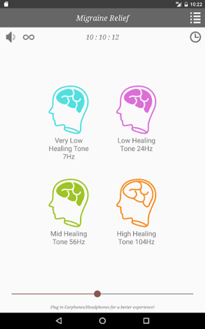 Migraine Headache Relief Music screenshot 12