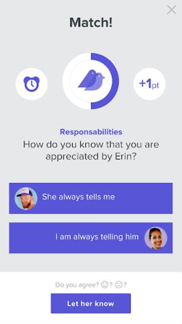 Happy Couple - love quiz screenshot 4