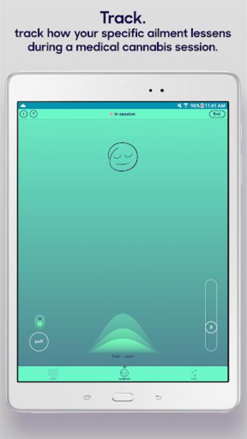 releaf marijuana tracking screenshot 5