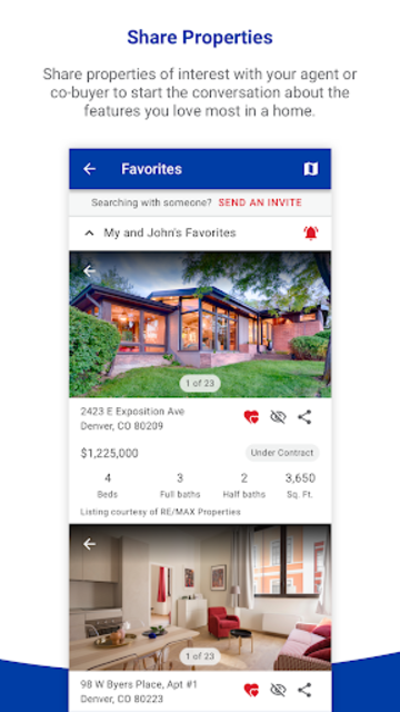 RE/MAX Real Estate Search App (US) screenshot 4