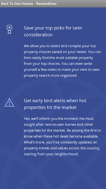 Rent and Own - Rent to own homes app screenshot 5