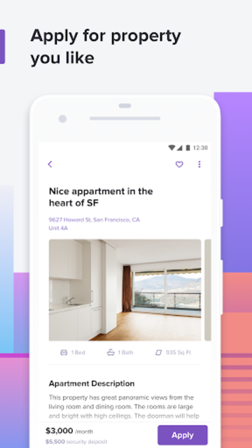Rentberry: Apartment Rentals Worldwide screenshot 2
