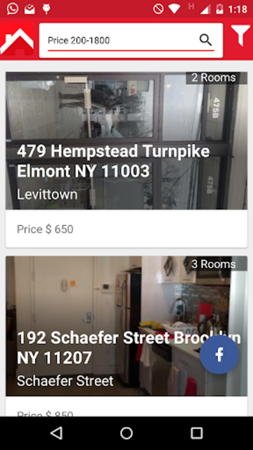 RenTop - Rent the best apartment and Room screenshot 1