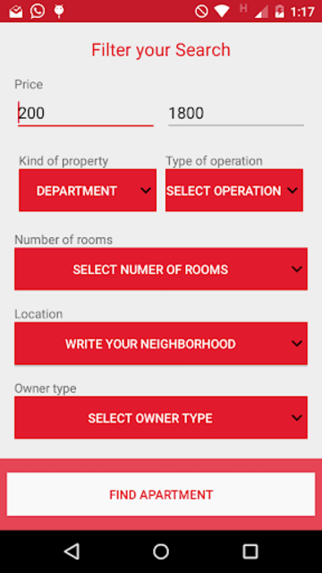 RenTop - Rent the best apartment and Room screenshot 2