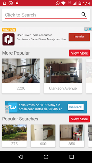 RenTop - Rent the best apartment and Room screenshot 4