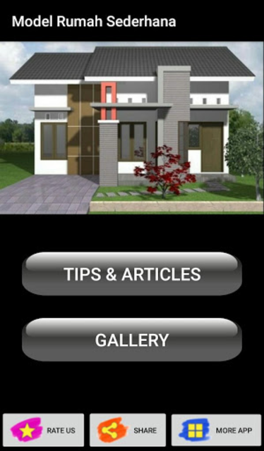 Best Simple Home Model screenshot 1
