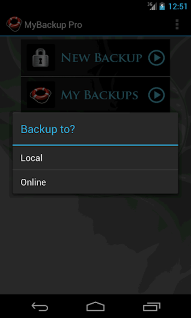 My Backup Pro screenshot 6