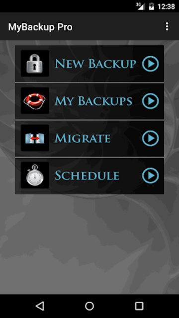 My Backup Pro screenshot 16