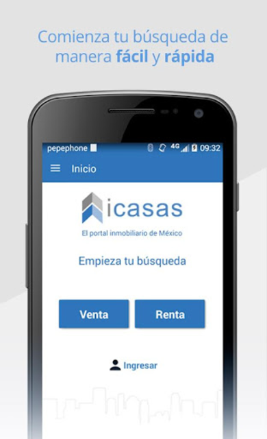 iCasas Mexico - Real Estate screenshot 1