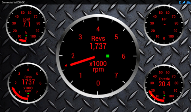 Torque 60 Pack OBD 2 Themes screenshot 4