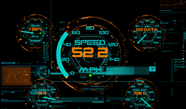 Torque 60 Pack OBD 2 Themes screenshot 9