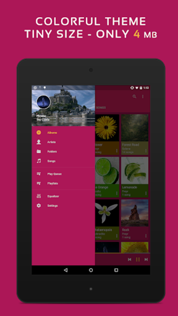 Pulsar Music Player - Mp3 Player, Audio Player screenshot 11