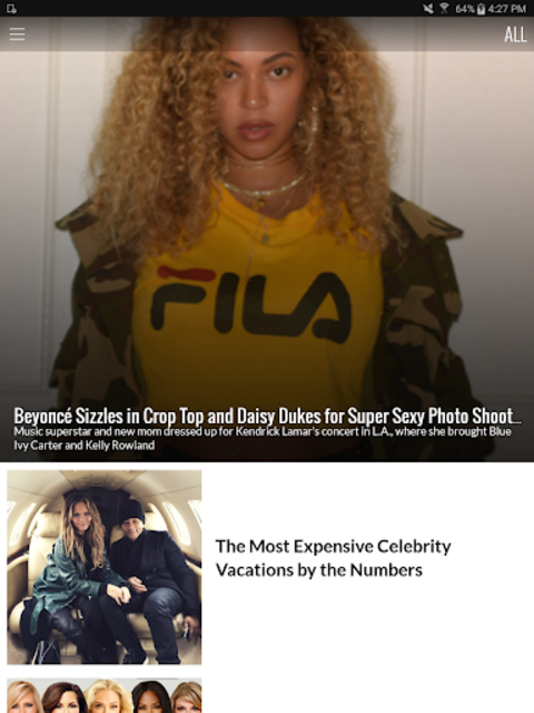 E! News screenshot 7
