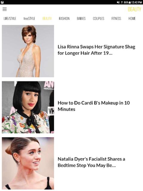 E! News screenshot 10