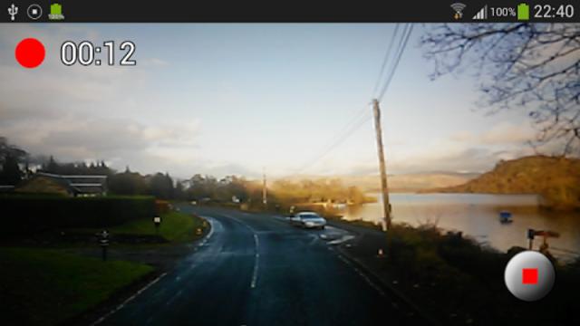DashCam (Dashboard Camera) screenshot 1