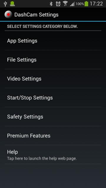 DashCam (Dashboard Camera) screenshot 2