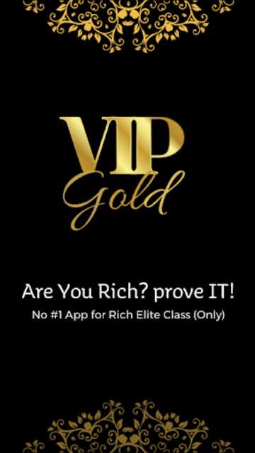 Are you Rich? Prove it! screenshot 1