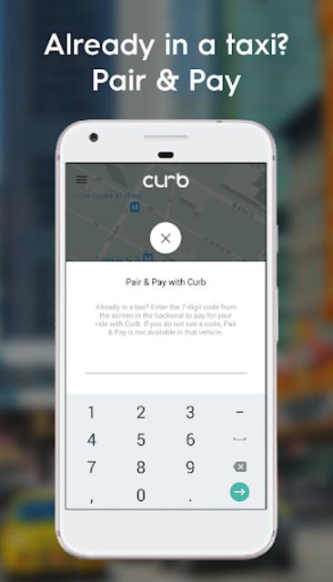 Curb - The Taxi App screenshot 2