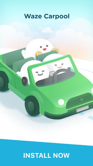 Waze Carpool - Make the most of your commute screenshot 5