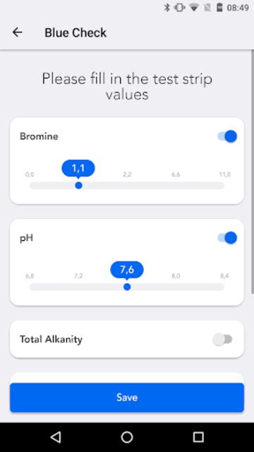 Blue Connect screenshot 6