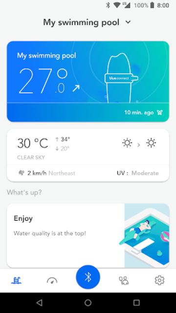 Blue Connect screenshot 1