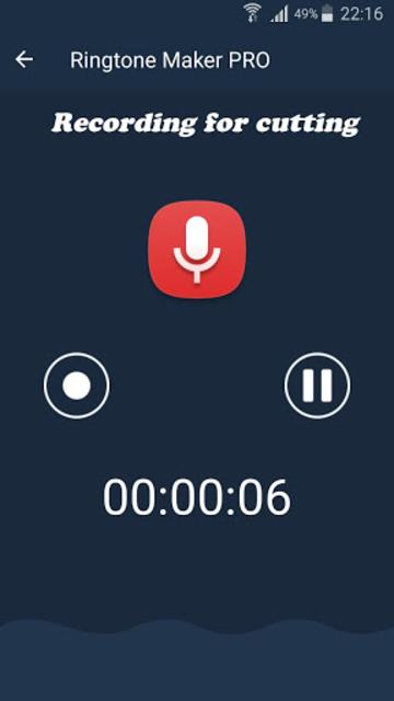 Ringtone Maker Pro - music, song, mp3 cutter screenshot 7