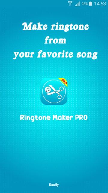 Ringtone Maker Pro - music, song, mp3 cutter screenshot 1