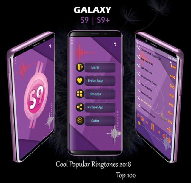 Popular Galaxy S10 S9 Ringtones 🔥 Top 100 screenshot 2