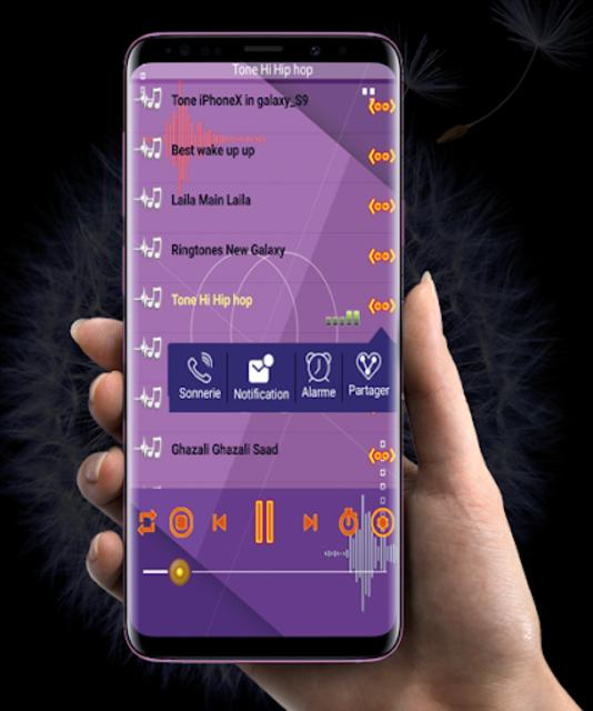 Popular Galaxy S10 S9 Ringtones 🔥 Top 100 screenshot 3