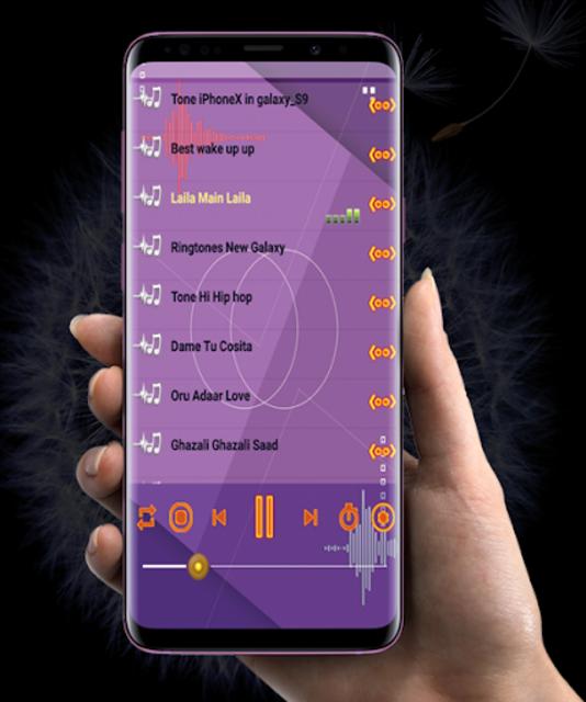 Popular Galaxy S10 S9 Ringtones 🔥 Top 100 screenshot 4