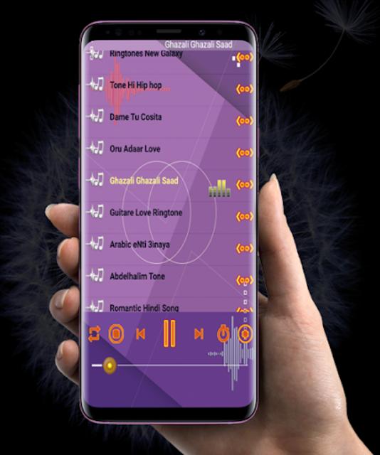 Popular Galaxy S10 S9 Ringtones 🔥 Top 100 screenshot 5