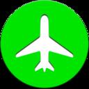 Icon for Easy Flight Tracker ✔️ Free Flight Radar