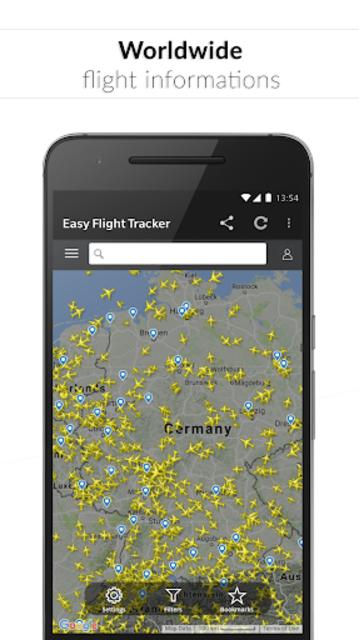 Easy Flight Tracker ✔️ Free Flight Radar screenshot 2