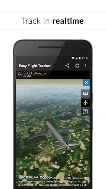 Easy Flight Tracker ✔️ Free Flight Radar screenshot 5