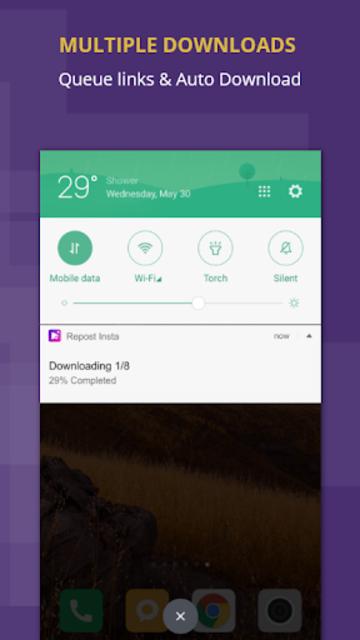 SaveFromNet - Video Downloader for Instagram