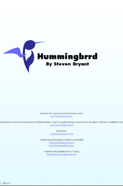 Hummingbrrd screenshot 7