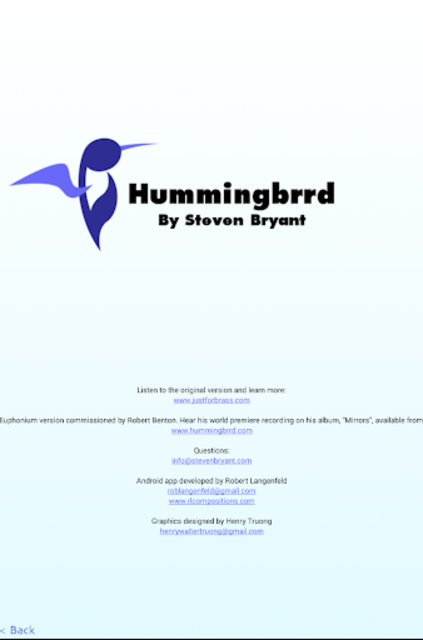 Hummingbrrd screenshot 11