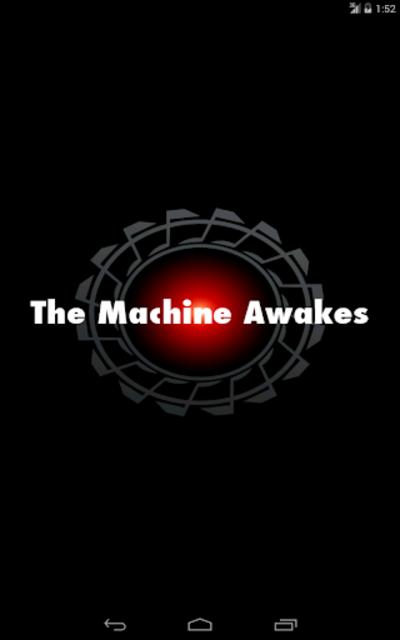 The Machine Awakes screenshot 5