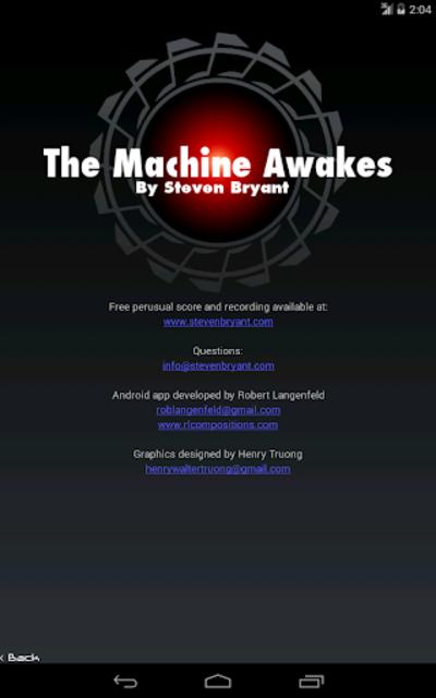 The Machine Awakes screenshot 12